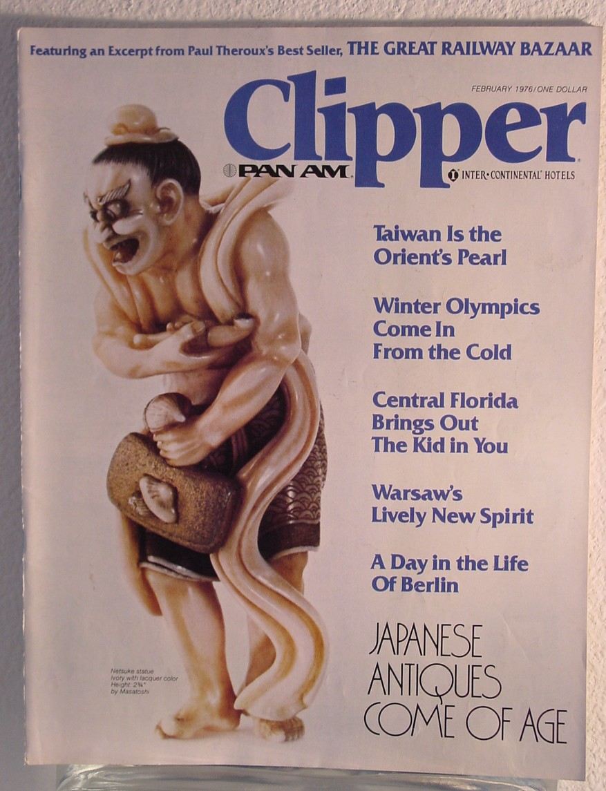 1976 Feb Clipper Mag