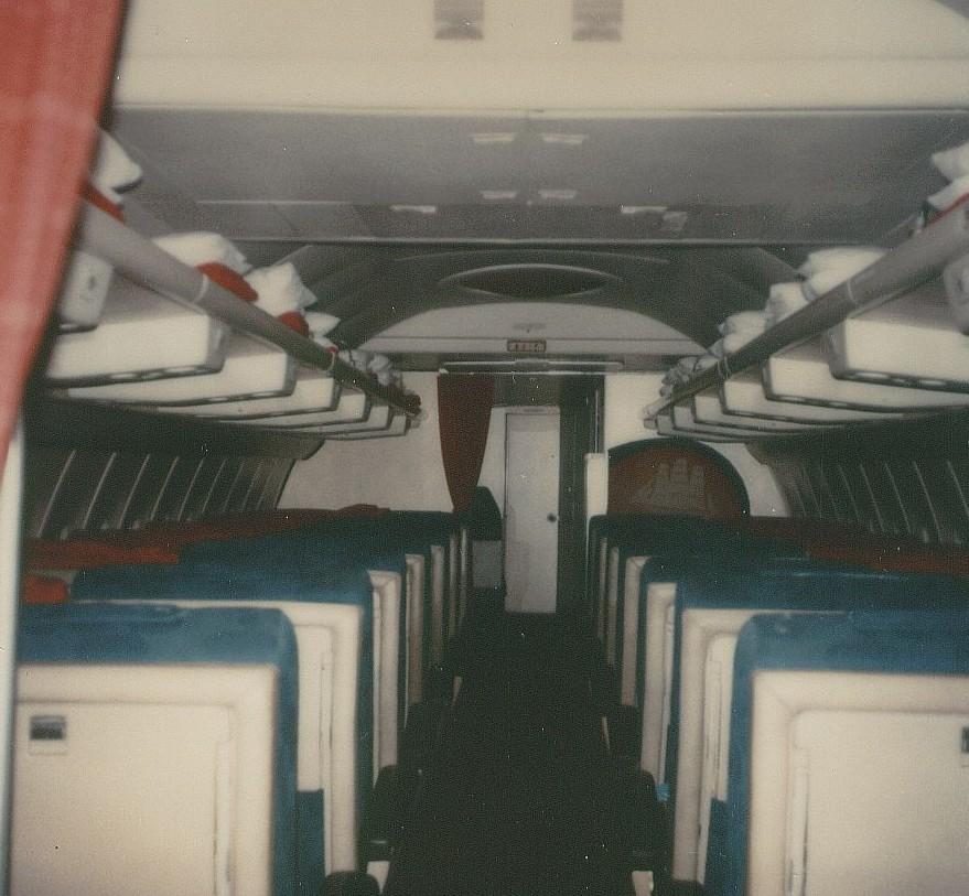Pan Am Jet Aircraft