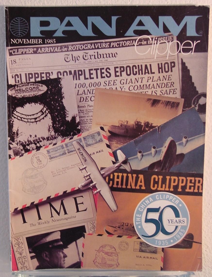 Bildergebnis für pan am clipper magazin german
